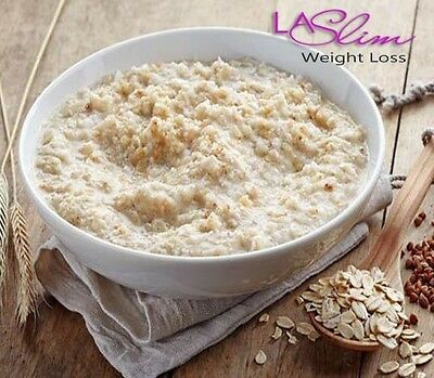 20 x VLCD LA Slim Super Oats Breakfast Meal Replacement Weight Loss Low Calorie
