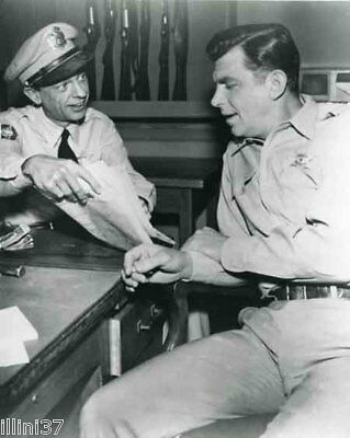 Andy Griffith Don Knotts 8X10 Glossy Photo Show