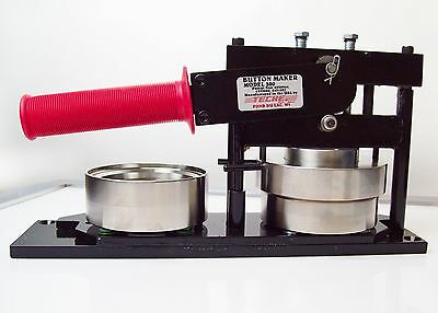 "3"" TECRE Standard Size Button Maker Machine 3 Inch -  Choose Paper or Photo"