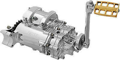 Baker 6In4 Overdrive Transmission (Polished Finish) Part# M6402P New 41-0861