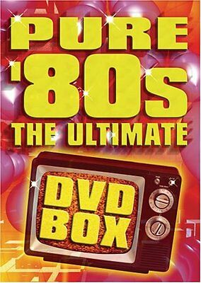 NEW Pure '80s: The Ultimate DVD Box [Region 1]