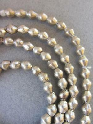 African Silver Spacer Beads  [62147]