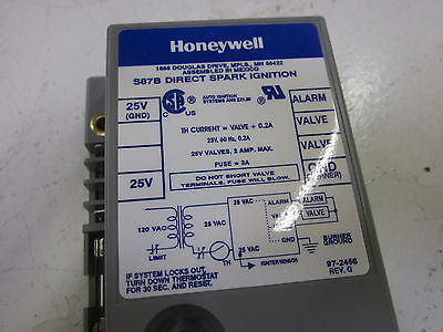 Honeywell Sa7B Direct Spark Ignition *new Out Of A Box*