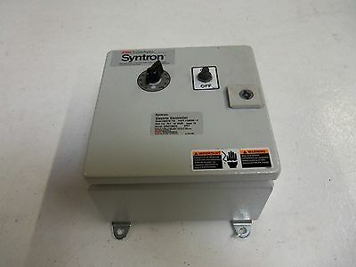 Syntron Cndctr118 Controller *used*
