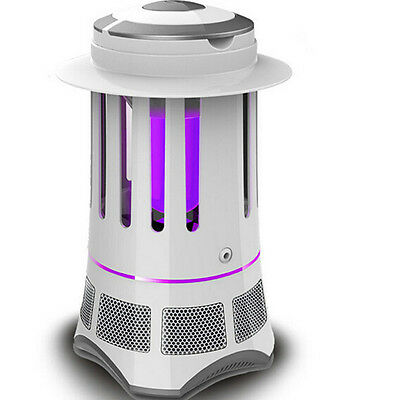 UV Mosquito Bug pest control Zapper Fly Flying Insects Moth Killer Catcher Trap