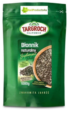 Vital Natural Fibre 1000g / 1 kg / BLONNIK WITALNY / detox / weight loss BŁONNIK