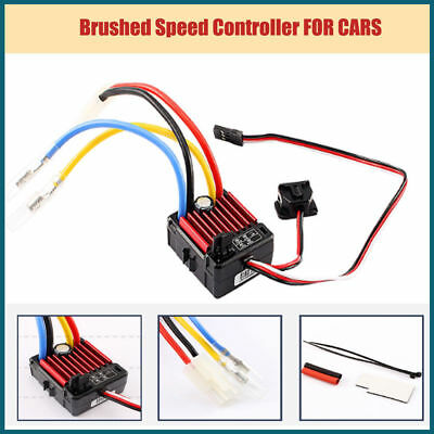 Hobbywing QuicRun 60A 1060 Brushed Controller Motor ESC for 1/10 RC Car Models