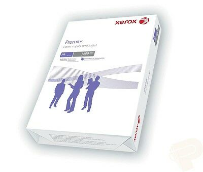 Xerox Premier 75 80  90 Or 100 Gsm A4 Printer Paper 500 1000 2500 5000 Sheets