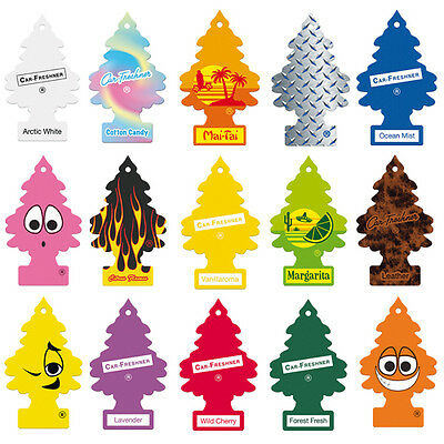 Magic Tree Little Trees Air Freshener Freshner Fragrance Scent Car Home Office