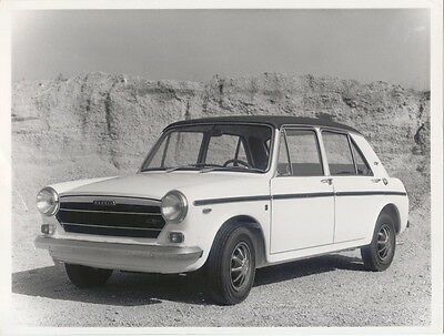 Austin 1300 GT original b&w Press Photograph Pub. No. 198449