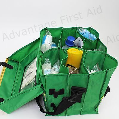 Primo Soccorso Emergenza Kit Di Pronto In Resistente All'acqua Haversack Aider