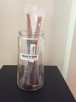 100 Incense Sticks Hand Dipped Made To Order 6 Diff Scents Buy 2 Get 1 Free