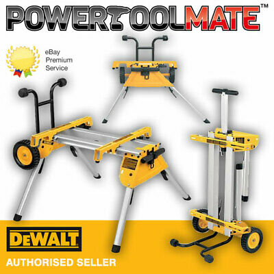 Dewalt DE7400 heavy duty saw workstand, use with the DW745