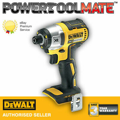 Dewalt DCF886N 18V XR li-ion brushless impact driver naked - body only