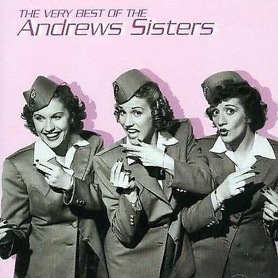 NEW The Very Best Of -  The Andrews Sisters (Audio CD)