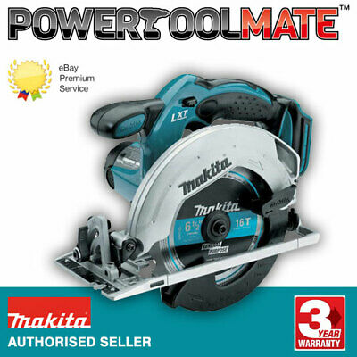 Makita DSS611Z 18V LXT Li-ion Cordless Circular Saw Naked, Body Only ex BSS611Z