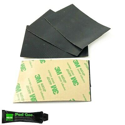 Bremtech Anti Squeal Shims Self Adhesive Fits Most Makes And Models - Bpf1299A