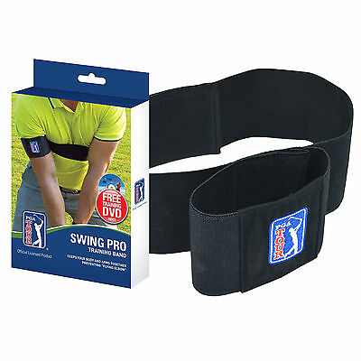PGA TOUR Golf Swing Pro Training Band Stop Flying Elbow For Irons Wedge Clubs