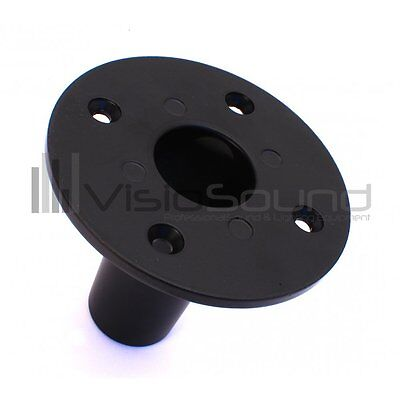 VisioSound Speaker Mount Internal Metal Top Hat Adaptor