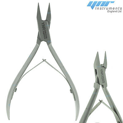 YNR® Toe INGROWN Nail Clippers Nippers Cutters Chiropody Heavy Duty - Thick Nail