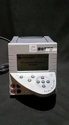 Invitrogen Power Ease 500 Electrophoresis Power Supply - Novex