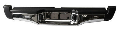 Fits Nissan Navara D22 Rear Chrome Plated Bumper With Brackets *SPECIAL OFFER*