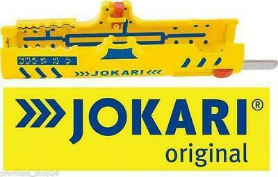 JOKARI SECURA SUPER Entmantler No. 15 Cable Stripper Titan Nitrid Beschichtet