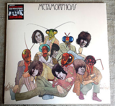 The Rolling Stones ‎– Metamorphosis Label: ABKCO Records ‎– ‎ NUOVO / SEALED