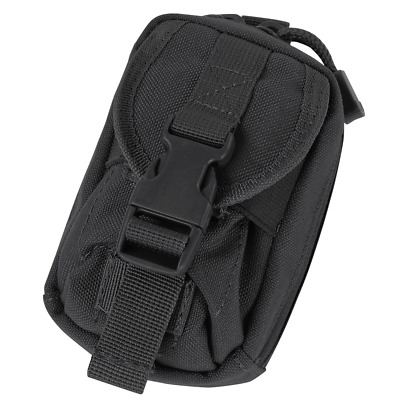 Condor Tactical iPouch Black MA45-002 MOLLE PALS