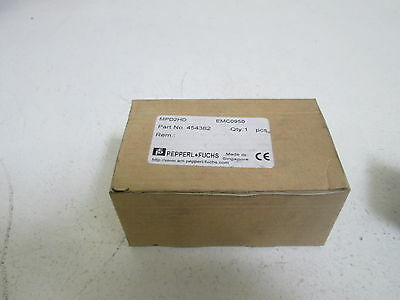 Pepperl + Fuchs Head For Limit Switch Mpd2Hd *new In Box*