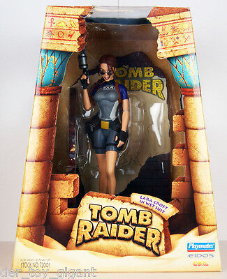 Tomb Raider - Lara Croft in Wet Suit - Mit Display Base