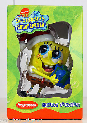 Spongebob Schwammkopf - Holiday Ornament - Spongebob