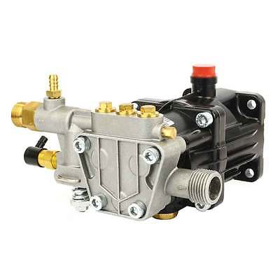 """5.5HP Pressure Washer Axial Piston Pump Horizontal For 3/4"""" Key Shaft Gas Engine"""