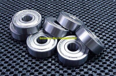 Metal Shielded PRECISION Ball Bearing Set 6706z 6706ZZ 4 PCS 30x37x4 mm
