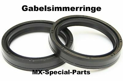 Fork Gasket Rings Fork Lock Ring Fork Oil Seals Suzuki RM 125 Rmz Rm-z 250 450
