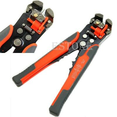 New Automatic Wire Stripper Crimping Pliers Multifunctional Terminal Tool