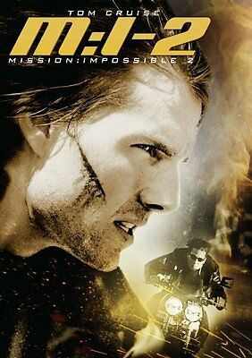 NEW Mission: Impossible 2 (DVD)