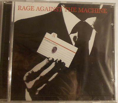 Rage Against The Machine:guerrilla Radio Cd Singolo Sigillato