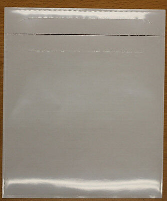 100 Generic CPP Poly CD/DVD Sleeve Adhesive