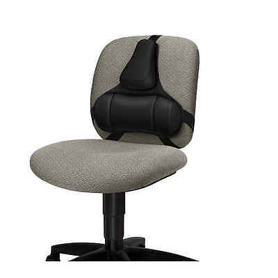 Fellowes 8037601 Professional Series Back Support Adjustable, Antimicrobial