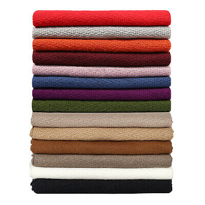Neotrims HoneyComb Texture Knit Fabric Jersey, Earthy Colours, Photography Cheap