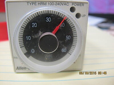 700-HRM12TA17 Series B Allen Bradley On Delay Timing Relay