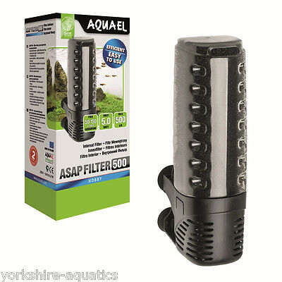 Aquael Internal Aquarium Filter ASAP 700 (250 litre) Fish Tank Filter