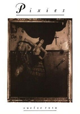PIXIES SURFER ROSA MUSIC POSTER (59x84cm) NEW LICENSED