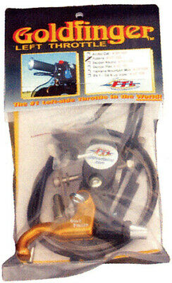 Full Throttle 007-1027 Goldfinger Left Hand Throttle Kit for Ski-Doo 12-71027