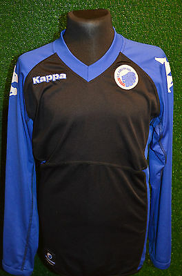COPENHAGEN KAPPA 2011-12 TRAINING FOOTBALL SHIRT (yXL) JERSEY TOP TRIKOT MAGLIA