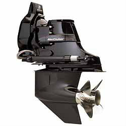 Bravo 1 2 3 Sterndrive And Transom Package Complete Mercury Mercruiser