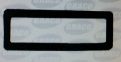 2 Pack New Graco 1 front/1 rear Tank Gasket. Tennant PN's 222120 and 222121