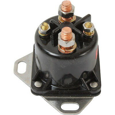 Glow Plug Relay Solenoid Fits Ford F-Series, E-Series, & Excursion