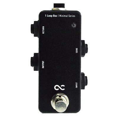 NEW! One Control 1 LOOP BOX - The Smallest 1 Loop Switcher - OC1L